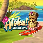 Läs vår guide till netents Aloha cluster pays slotspel online