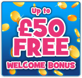 �50 Free Welcome Bonus